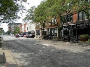 Destination: Ann Arbor
