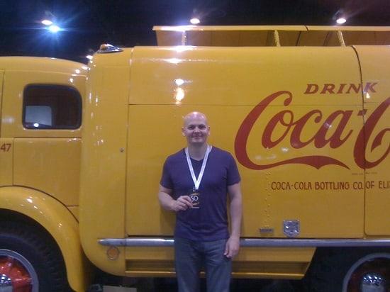 Coca-ColaTruck