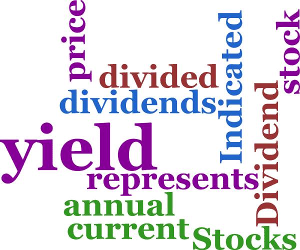 redito de dividendos