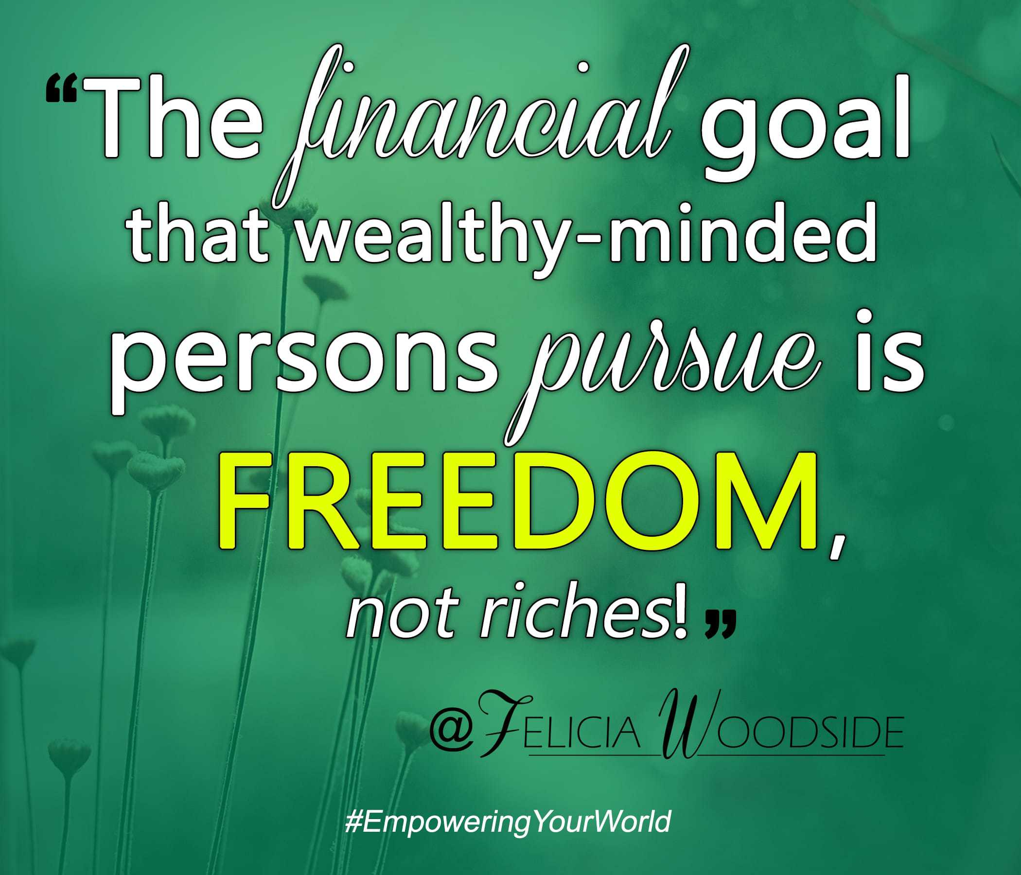Financial Freedom Quotes How To Achieve Financial Freedom Expert Dividend Investing Tips