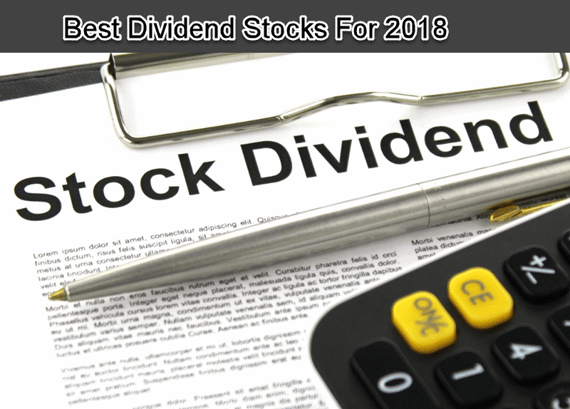 best dividend stocks for 2018