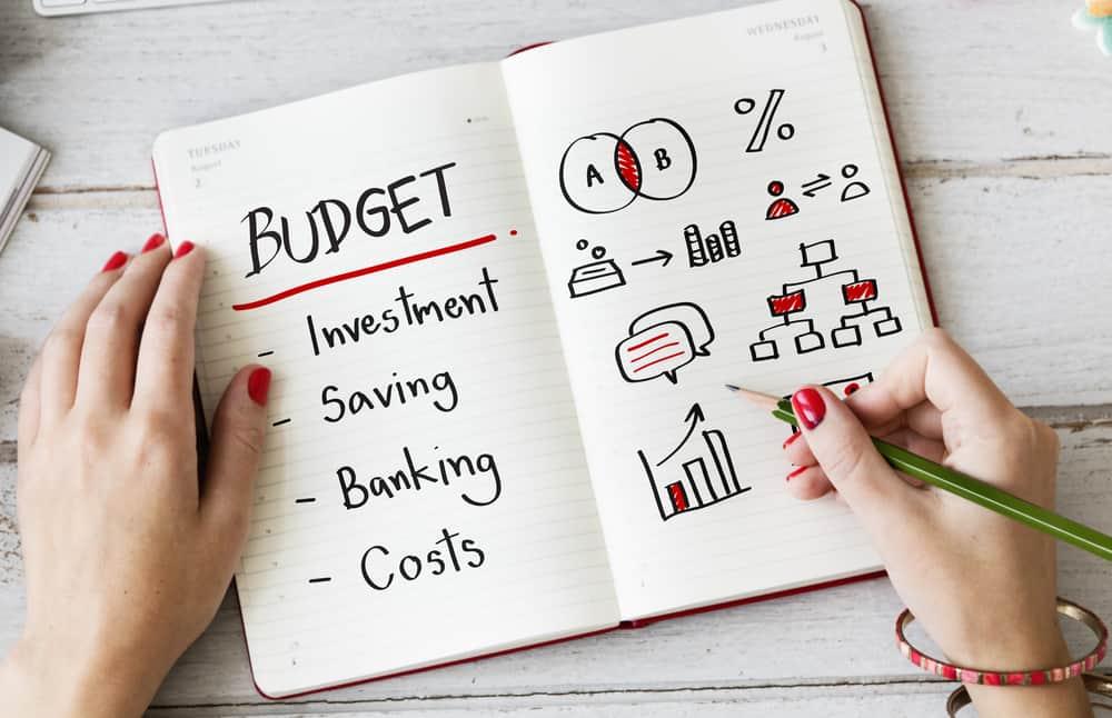 Budget, practical money skills